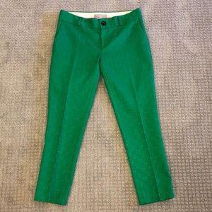 Banana Republic green pants
